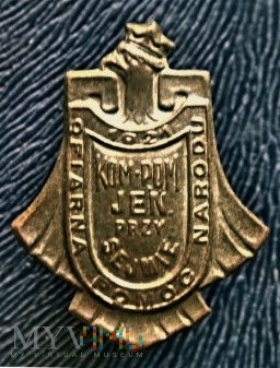 Odznaka Komitet Pomocy Jeńcom Przy Sejmie