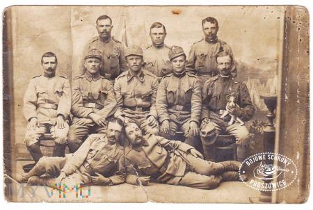 17. k. k. Landwehrinfanterieregiment Rzeszów, 1915