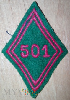 501 Regiment du Train