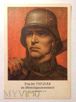 Duże zdjęcie Tag der NSDAP im Generalgouverment August 1941