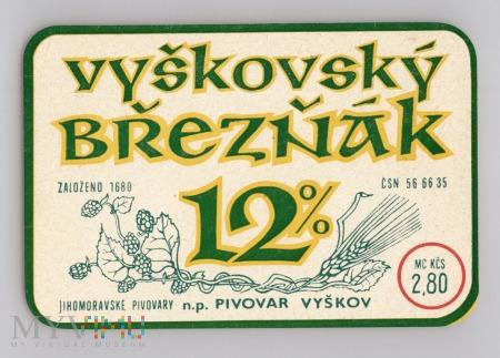 Vyskovsky Breznak