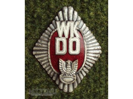 Odznaka wyższego kursu doskonalenia oficerów