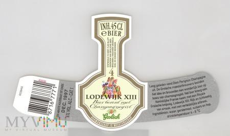 Grolsch, Lodewijk XIII
