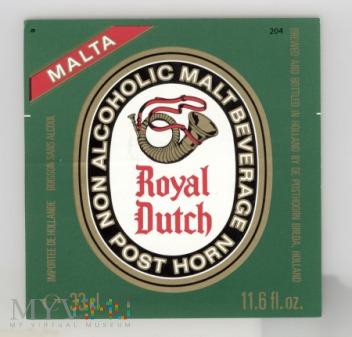 Duże zdjęcie Royal Dutch, Malta