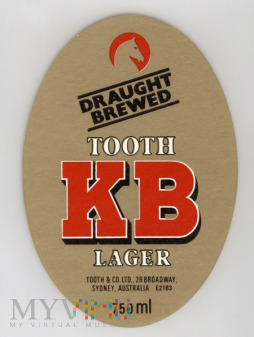 Tooth, KB Lager
