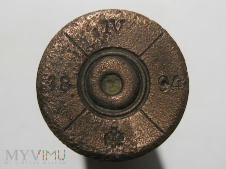 Łuska 8x50R Mannlicher M.88 [IV/18/94/Orzeł] E