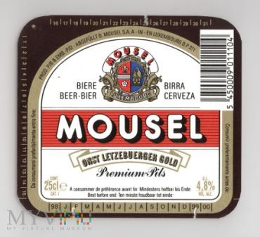 Duże zdjęcie Mousel Premium-Pils