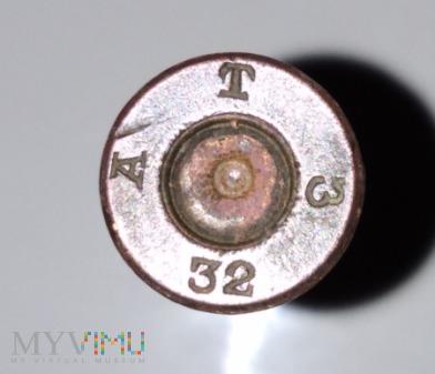 Duże zdjęcie Luska 7,92 Mauser Jugoslawia