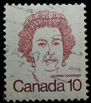 Kanada 10c Elżbieta II