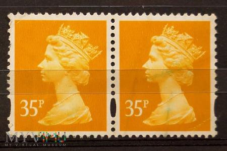 Elżbieta II, GB 1481