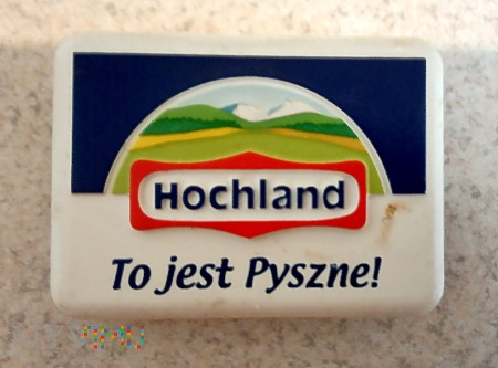 Reklama - Hochland