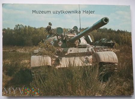 LWP Nowoczesny czołg w natarciu