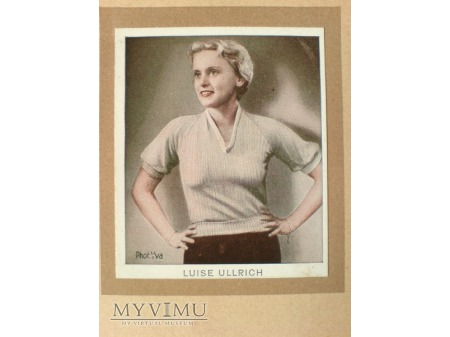 Haus Bergmann Farb-Filmbilder Luise Ullrich 59 60