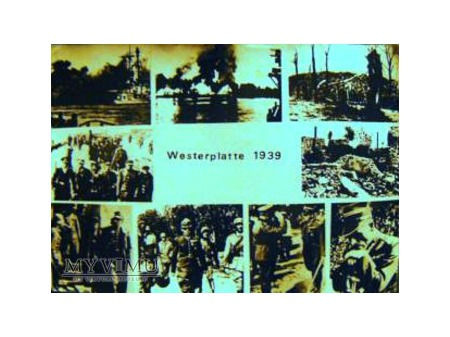 WESTERPLATE 1939