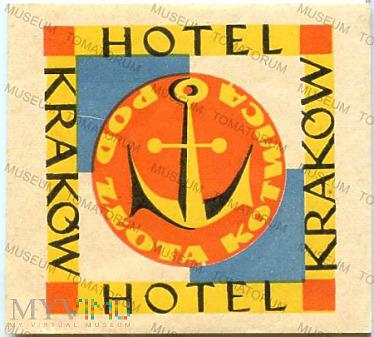 """Kraków - Hotel """"Pod złotą kotwicą"""""""
