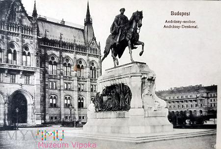 Budapest - Gyula Andrássy