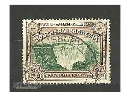Victoria Falls II