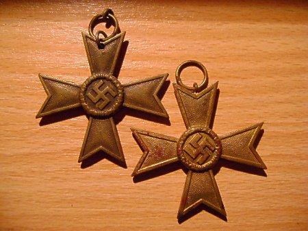 krzyż KVK