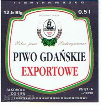 gdańskie exportowe