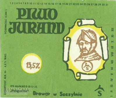 Browar Szczytno - Piwo Jurand