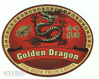 golden dragon