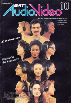SAT AUDIO VIDEO 1994 rok, cz.III