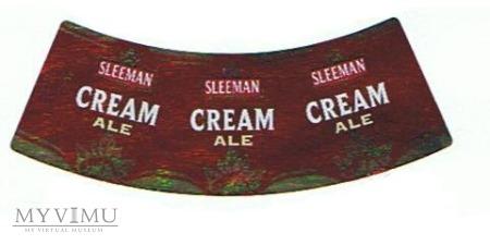 sleeman cream ale