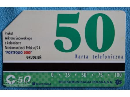 PORTFOLIO 2000 Grudzień