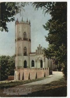 Opinogóra - zameczek - 1966