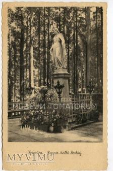 Krynica - Figura Matki Boskiej - lata 30/39