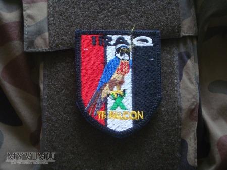 Task Force Falcon - X rotation IRAQ
