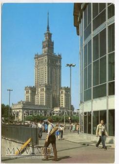 W-wa - Pałac Kultury i Nauki - 1986