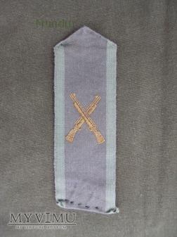 Szwecja - polowe oznaki stopnia: infanteriet
