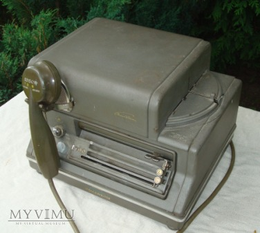 Dyktafon Edison Voicewriter Mod.86000