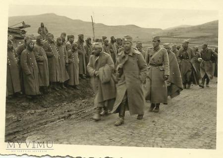 Jugosławiańscy jeńcy