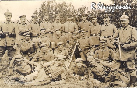 18 Pułk Piechoty (1 Poznański) Osterode (Ostróda)