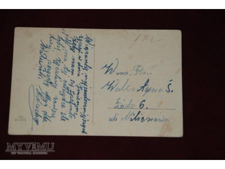 Karta pocztowa - imieninowa