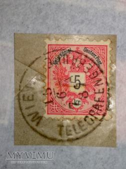 Duże zdjęcie Austria 5 Krajcar austro-węgierski