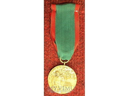 Medal Zasługi Łowieckiej