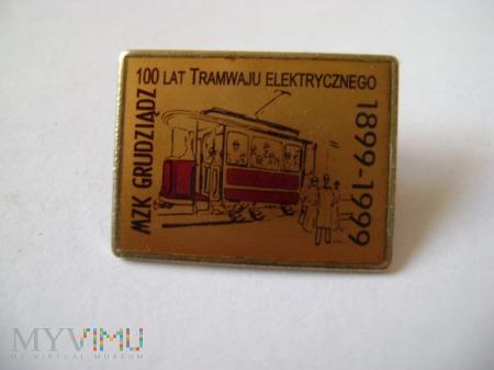 100 lat tramwaju elektrycznego w Grudziądzu