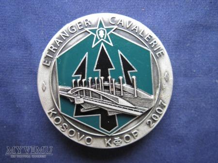 3e escadron, « opération TRIDENT », 2007..