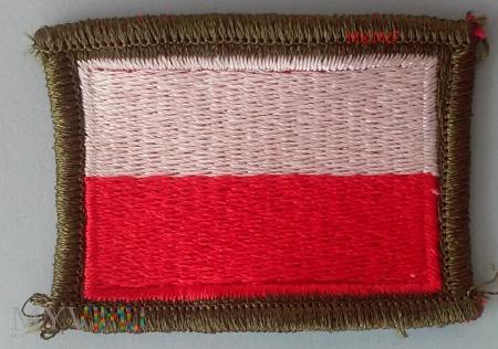 Naszywka flaga Polska*