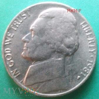 5 centów USA