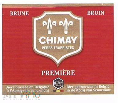 chimay brune premiere