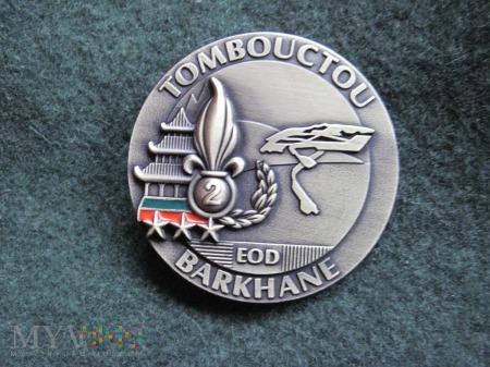 2015, Tombouctou (Mali), opération Barkhane, EOD
