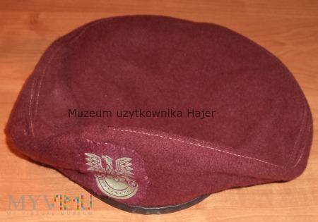 Beret bordo żolnierza JW 2457 62 KS Bolesławiec