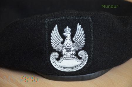 Beret czarny WP wz. 418/MON ChemaN