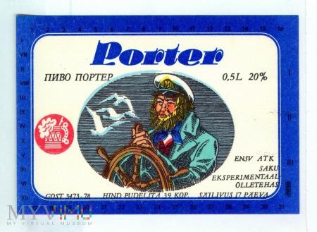 Estonia, Porter