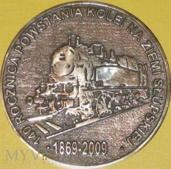 Rocznica powstania kolei na ziemi słupskiej