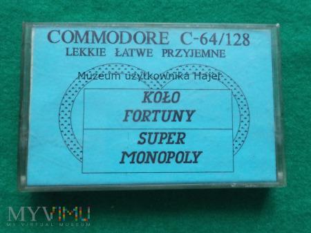 Koło Fortuny , Super Monopol Commodore 64/128